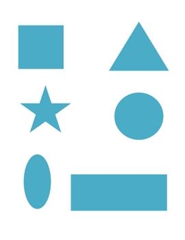 Pre-K & Kindergarten Assessments! (Numbers, Colors, Shapes, Alphabet)