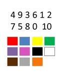 Pre-K & Kindergarten Assessments! (Numbers, Colors, Shapes