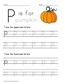 Pre-K & Kindergarten Halloween Pack