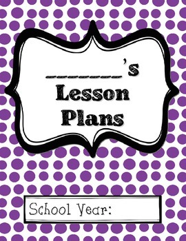 Pre K/ Kindergarten Lesson Plan
