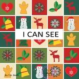 Pre-K, Kindergarten Reader/ Emergent reader, Christmas Reader