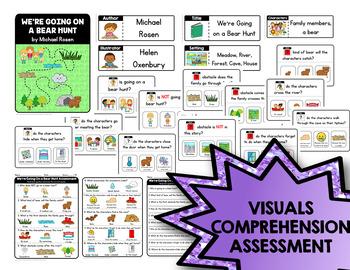 Pre-K, Kindergarten, SDC Book Companions for NOVEMBER - Math, ELA, STEM