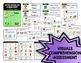 Pre-K, Kindergarten, SDC Book Companions for SEPTEMBER - Math, ELA, STEM