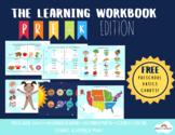 Pre-K Learning Workbook