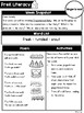 Pre-K Literacy Close Reads Home Connection - Newsletters