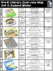 Pre-K Literacy Curriculum Units BUNDLED    Homeschool Compatible  