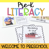 Read-Aloud Lesson Plans Unit 1 Welcome to Preschool