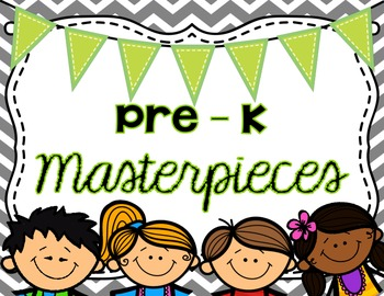 Pre K Masterpieces Chevron Bunting Hallway Posters Multiple colors
