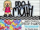 Pre-K Math Baggie Buddies