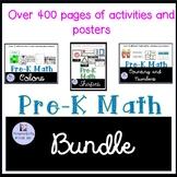 Pre-K Math Bundle