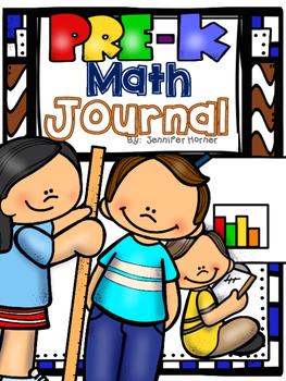 Pre-K Math Journal