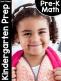 Pre-K Math (Preschool Math) Unit Fifteen: Kindergarten Prep