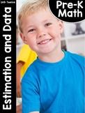 Pre-K Math (Preschool Math) Unit Twelve: Estimation and Data