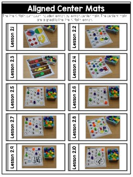 Pre-K Math (Preschool Math) Unit Two: Introduction to Shapes