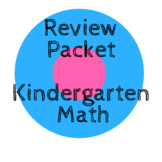 Kindergarten Math review/Foundational Math Skills