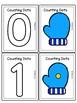 Pre-K Math Talk Part 1 - Number ID Winter Edition FREEBIE
