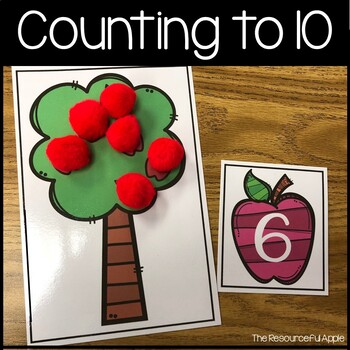 Pre-K Math Unit 1: Counting up to Ten