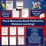 Pre-K Memories Book #TpTDistanceLearning