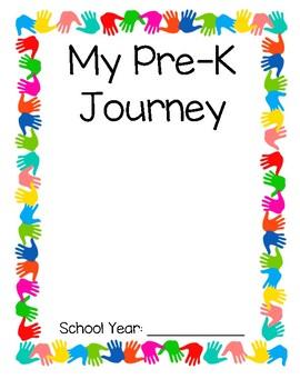Pre-K Memory Book