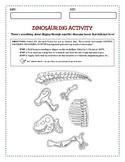 Pre-K PALS: Dinosaur Dig