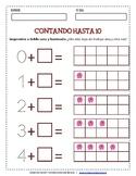 Pre-K PALS Matemáticas | Contando Hasta 10