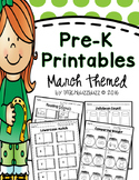 Pre-K Printables