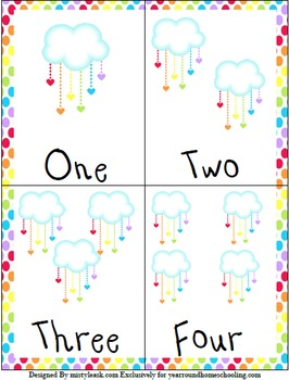 Pre-K Rainbow Learning Pack