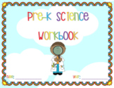 Pre-K Science Workbook