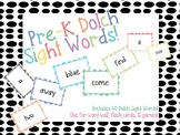 Pre-K Sight Words!