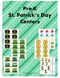 Pre-K St. Patrick's Day Centers