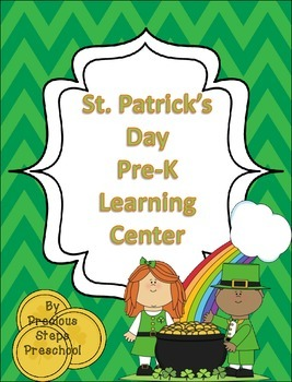 St. Patrick's Day Learning Centers