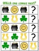 Pre-K St. Patrick's Day Math Bundle