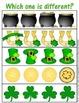 Pre-K St. Patrick's Day Math Bundle