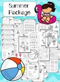 Pre-K+ Summer Package