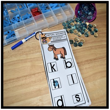 Pre-K Summer Review: Initial Sounds Activity Book