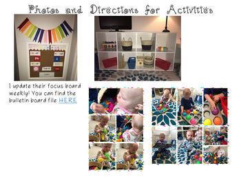 Pre-K Weekly Theme: Colors / Rainbow