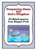 Pre-K Yom Kippur Pack BW