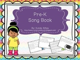 Pre-K and Early Primary Song Book