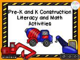 Pre-K and Kindergarten Construction Literacy and Math Activities