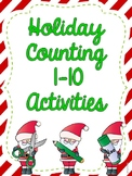 Holiday Counting 1-10