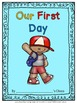 Pre-K and Kinder Back to School Literacy Activities