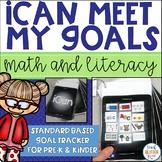 Pre-K and Kindergarten Goals