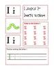 Pre-K and Kindergarten Alphabet Workbook: Learning Letters