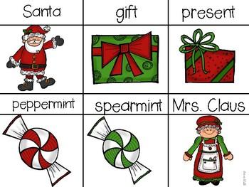 Kindergarten Literacy and Math Holiday Activities