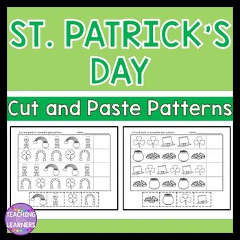 St. Patrick's Day Patterns