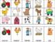 Pre-K and Kindergarten Lotto Games