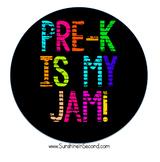 Pre-K is my Jam! Artwork