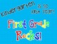 Pre-K is so last year, Kindergarten rocks printable sign (