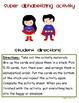 Super Alphabetizing Activity