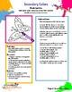 Pre-K or Kindergarten Art Lesson Plans
